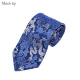 - Fashion accessories ,clothing, jewelry, 2016 new Chinese style characteristics gifts yunjin dragon totem tie 9 - clothing, Gorgeous things online - gorgeous things online