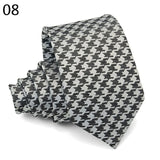 - Fashion accessories ,clothing, jewelry, 8CM Width Commercial Suit New Fashion Formal Leisure Neckwear Ties For Men Jacquard Fabric Dot Grid Plaid Work Staff Job Necktie - clothing, Gorgeous things online - gorgeous things online