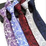- Fashion accessories ,clothing, jewelry, Factory Seller Men's Classic vintage Tie 100% Silk 8cm Paisley cravatta Ties Man Fashion Necktie for Bridegroom Wedding Party - clothing, Gorgeous things online - gorgeous things online