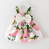 baby clothes - Fashion accessories ,clothing, jewelry, 2016 New Baby Dress Infant girl dresses Lemon Print Baby Girls Clothes Slip Dress Princess Birthday Dress for Baby Girl - clothing, Gorgeous things online - gorgeous things online