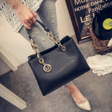 2016 Autumn Women Handbag Bolsas De Couro Fashion Famous Brands Shoulder Bag Ladies Bolsas Femininas Sac guest bag for women