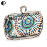bag - Fashion accessories ,clothing, jewelry, 2016 sequin evening bag evening bag with a diamond ring women's rhinestone banquet handbag day clutch female 5 Color Khucklebox - clothing, Gorgeous things online - gorgeous things online