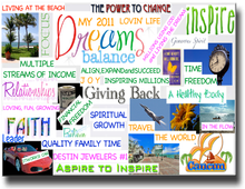 Vision/Dream Board Event Tuesday Feb 4th @ 8:45am - 1pm