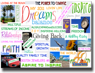 Vision/Dream Board Event Saturday  March 6th  @ 10:15am - 2:30pm Private Group