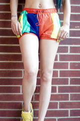 Retro Set Shorts
