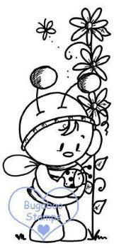 Digi stamps,BUGBEE01 bugaboo bee 01,Bugaboo Stamps,