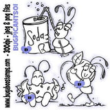 Digi stamps,Picnic Ants,Bugaboo Stamps