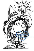 Digi stamps,knobby knees witch,Bugaboo Stamps,