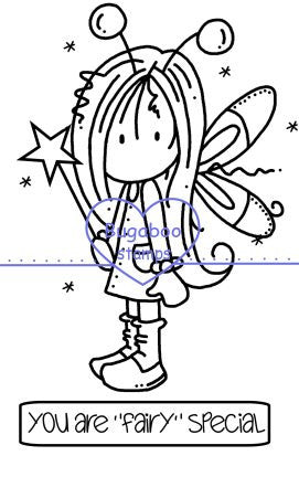 Digi stamps,Ava Fairy special,Bugaboo Stamps,