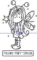 Digi stamps, Ava Fairy special,Bugaboo Stamps,