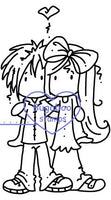 Digi stamps,Ava and Deacon Love,Bugaboo Stamps,