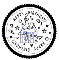 Word art/ Sentiments,Digi Singles,Birthday cake tag,Bugaboo Stamps,