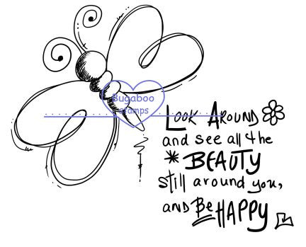 Word art/ Sentiments,Digi Singles,Beauty Butterfly,Bugaboo Stamps,