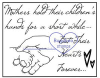 digi stamps,clipart,illustrations,Mothers Hand,Bugaboo Stamps,