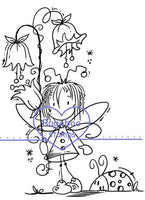Digi stamps,clip art,illustrations,Knobby knees fairy,Bugaboo Stamps,