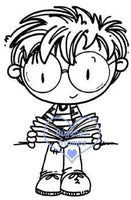 Digi stamps,Book Sitter 2,Bugaboo Stamps,