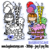 Digi Singles,*New for MARCH*,SALES - Digi Stamps