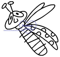 digi stamps, Bug - Dragonfly,Bugaboo Stamps,
