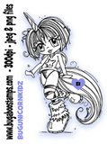 *New for MARCH*,Digi Singles - Digi Stamps