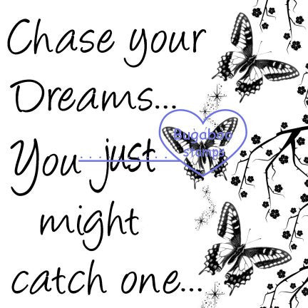 Word art/ Sentiments,Digi Singles,Chase your Dreams,Bugaboo Stamps,