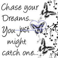 Word art/ Sentiments,Digi Singles, Chase your Dreams,Bugaboo Stamps,