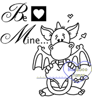 Digi stamps,Clyde Be Mine,Bugaboo Stamps,
