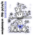 digi stamps,akv scarecrow,bugaboo stamps