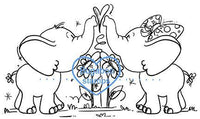 Digi stamps,Elephant Love,Bugaboo Stamps,