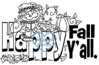 Digi stamps,Happy Fall Yall,Bugaboo Stamps,