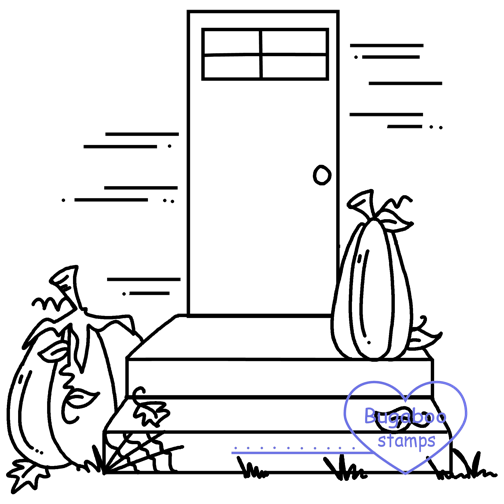 Digi Stamps,Halloween Steps,Bugaboo Stamps,