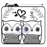 Digi stamps,Love Owls,Bugaboo Stamps,