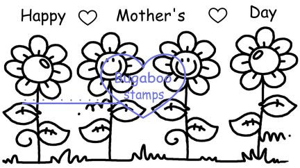 Word art/ Sentiments,Digi Singles, Mom Flower Trio,Bugaboo Stamps,