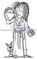Digi stamps,Morning Coffee,Bugaboo Stamps,