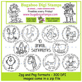Word art/ Sentiments,Digi Sets,Digi Singles - Digi Stamps