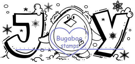 Digi Singles,Word art/ Sentiments,Penguin Joy Digi Stamp,Bugaboo Stamps,