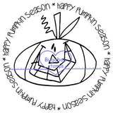 Digi stamps,Pumpkin Season Tag,Bugaboo Stamps,
