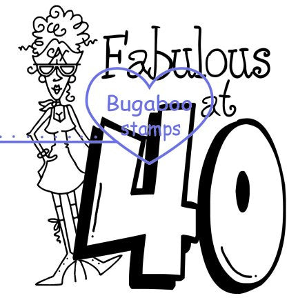 Word art/ Sentiments,Digi Singles,Ruby  Fabulous 40,Bugaboo Stamps,