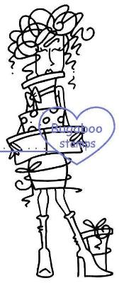 digi stamps,Scarlette Presents,Bugaboo Stamps,