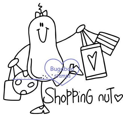 Digi Singles,shopping nut,Bugaboo Stamps,