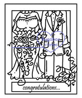 Digi Singles,Make it Snappy - congratulations,Bugaboo Stamps,