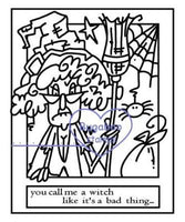 Digi stamps,clip art,Make it Snappy -Stella Witch,Bugaboo Stamps,