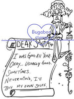 Word art/ Sentiments,Digi Singles,Stella - Dear Santa Note,Bugaboo Stamps,