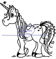 Digi stamps,Sweet Unicorn,Bugaboo Stamps,