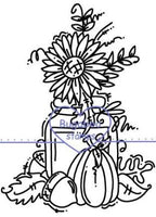 Digi stamps, Autumn Jar,Bugaboo Stamps,