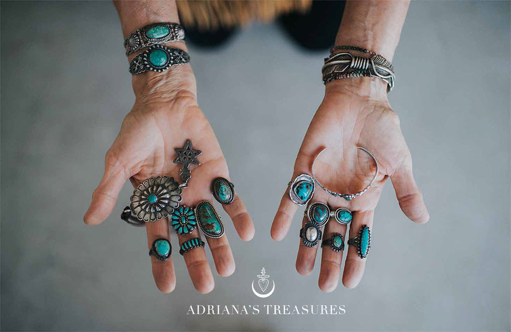Adriana's Treasures 1