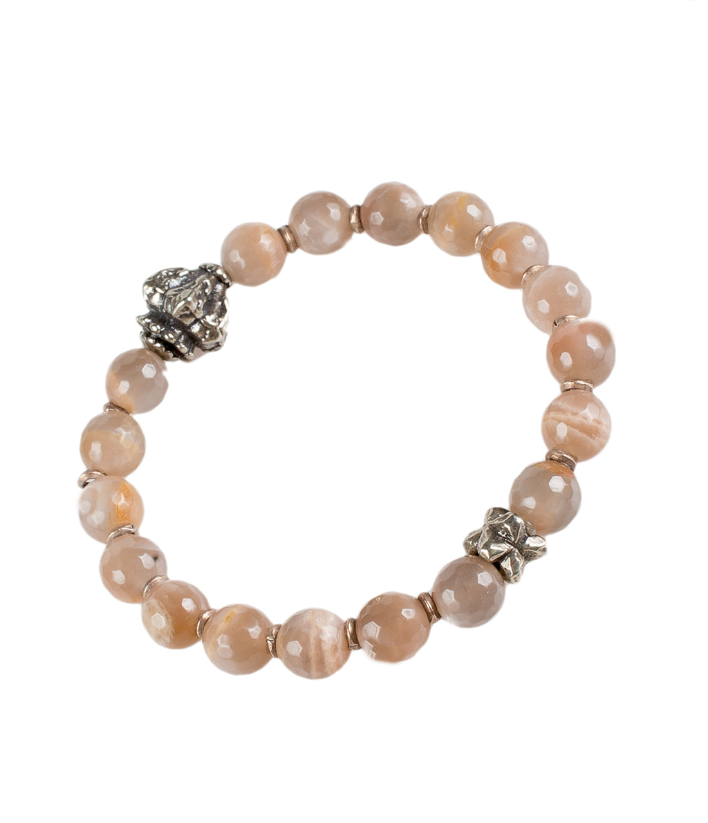 Aura Brown Moonstone