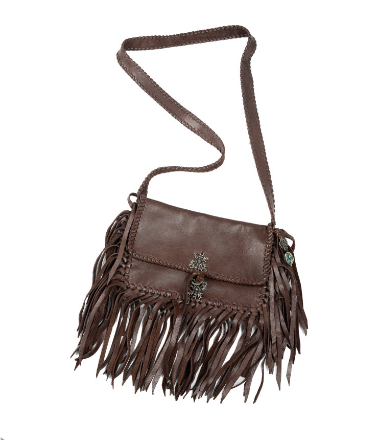 Baguette Brown With Fringe