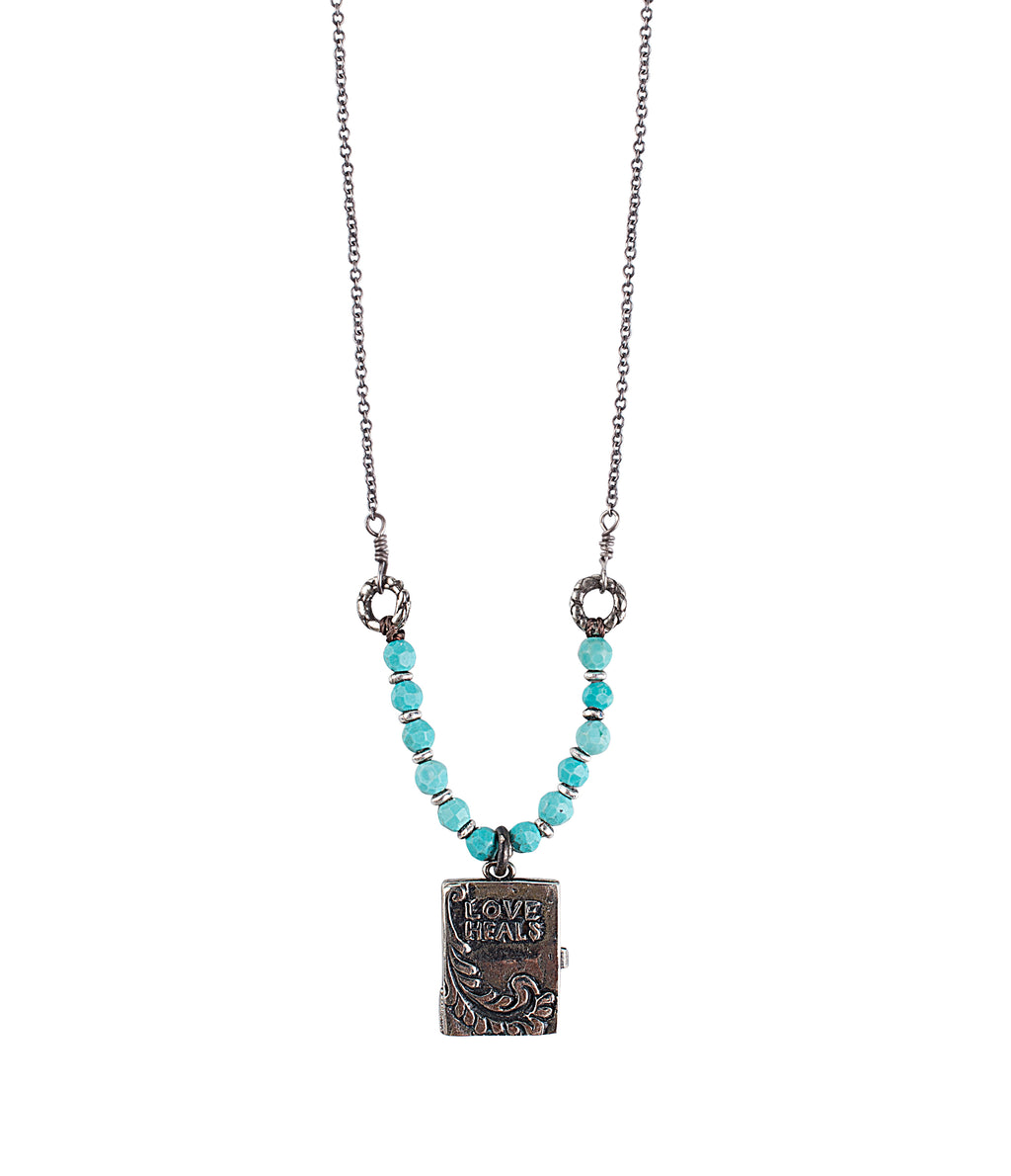 Book Of Life Turquoise