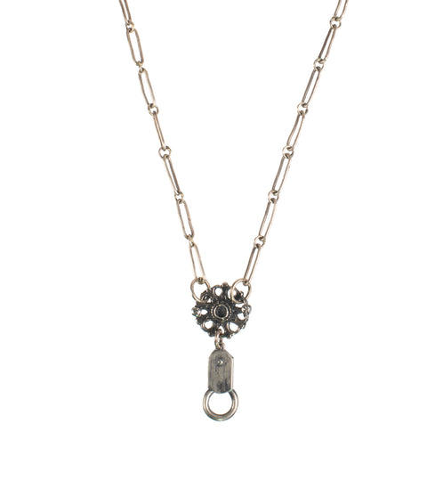 Bloom Chain Silver