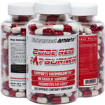 Enhanced Athlete Code Red - Weight Loss Support Supplement with Yohimbine HCL, Green Tea and Green Coffee Extract - No Added Caffeine - 120 Capsules